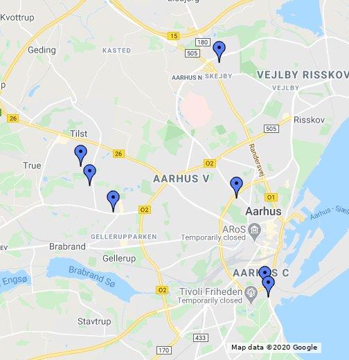 Aarhus vest